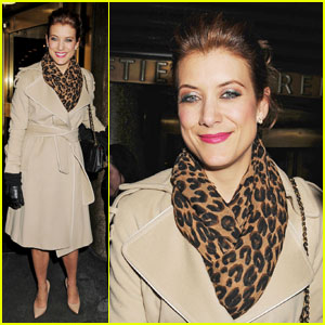 Kate Walsh: Late Night With Her 'Boyfriend'