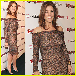 Kate Walsh: Rolling Stone Party!