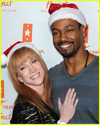 Kathy Griffin: Dating the Old Spice Guy?