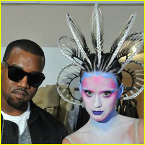 Katy Perry: 'E.T.' Video Preview with Kanye West!