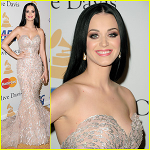 Katy Perry: Pre-Grammy Salute To Industry Icons