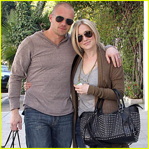 Kellie Pickler & Kyle Jacobs: The Ivy Lunch