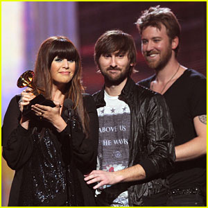 Lady Antebellum: Grammys Big Winners!