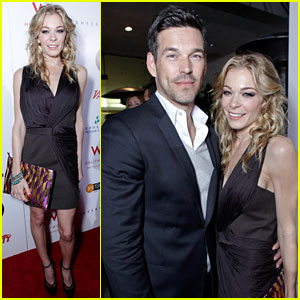 LeAnn Rimes & Eddie Cibrian: Dare 2 Care Couple!