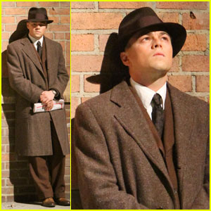 Leonardo DiCaprio: Dracula Producer?