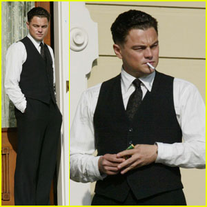 Leonardo DiCaprio As J. Edgar Hoover -- First Look!