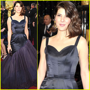 Marisa Tomei - Oscars 2011 Red Carpet