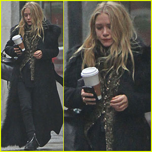 Mary-Kate Olsen: Big News from Textile Elizabeth and James!