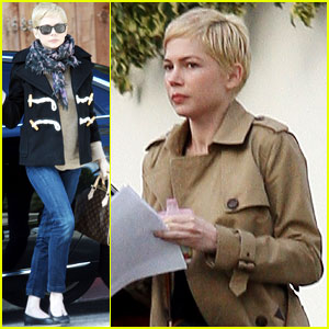 Michelle Williams: Sunday Shopper!