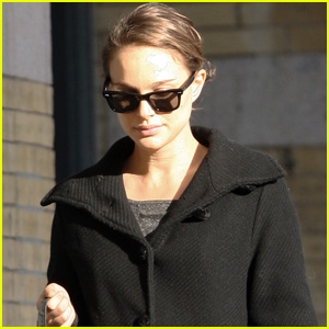 Natalie Portman: Expecting a Baby Boy?