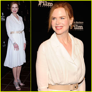 Nicole Kidman Honored at Santa Barbara Film Festival