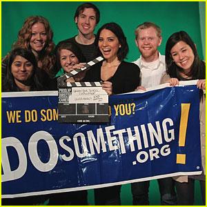 Olivia Munn: Green Your School!