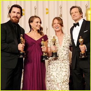 Oscars Winners List 2011!