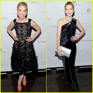 Piper Perabo: Set In Style with Kelly Rutherford!