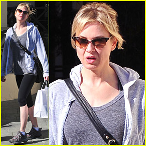 Renee Zellweger: Country Mart Shopper