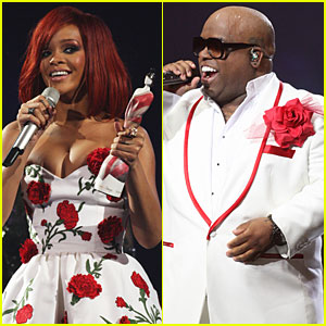 Rihanna & Cee Lo Green Team Up for Tour Dates