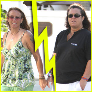 Rosie O Donnell Splits from Tracy Kachtick-Anders