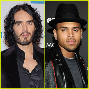 Chris Brown: 'SNL' Musical Guest with Host Russell Brand!