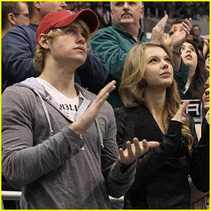 Taylor Swift & Chord Overstreet: New Couple Alert?