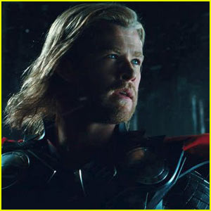 Chris Hemsworth: New 'Thor' Trailer!