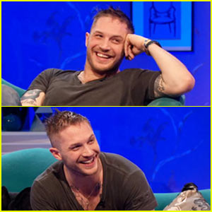 Tom Hardy Explains His Psycho Characters