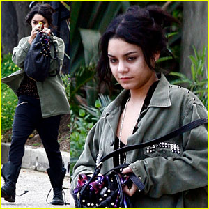 Vanessa Hudgens Wanted Tattoo For Long Time!