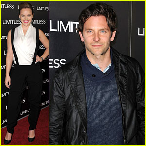 Abbie Cornish: 'Limitless' Screening with Bradley Cooper!