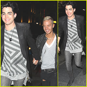 Adam Lambert: Happy Birthday, Sauli Koskinen!