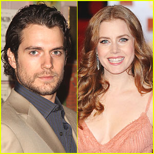 Amy Adams: Superman's Lois Lane?