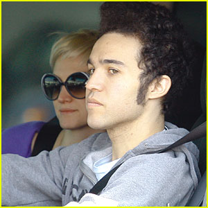 Ashlee Simpson: In-N-Out with Pete Wentz