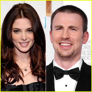 Chris Evans & Ashley Greene: New Couple Alert?