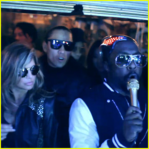 Black Eyed Peas: 'Just Can't Get Enough' Video Premiere!