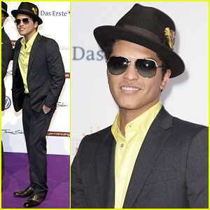 Bruno Mars: Echo 2011 Awards