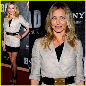 Cameron Diaz: CinemaCon's Female Star of the Year!