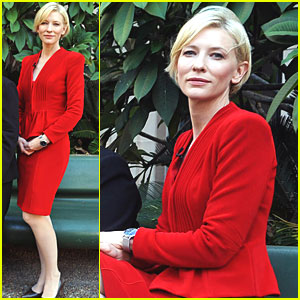 Cate Blanchett: City Talk 2011 with Andrew Upton!