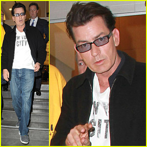 Charlie Sheen: My Motto Is To Enjoy Every Moment