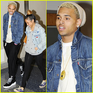 Chris Brown Parts Ways with Publicist