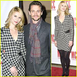 Claire Danes & Hugh Dancy: Miscast Gala!