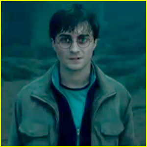 Daniel Radcliffe Harry Potter And The Deathly Hallows Part 2 'Harry Potter & ...