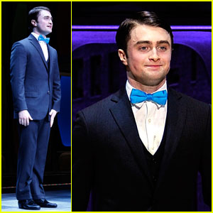 Daniel Radcliffe: 'How to Succeed' Opening Night!
