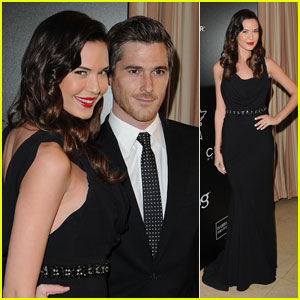 Dave Annable & Odette Yustman: Hollywood Domino Duo