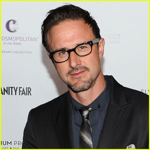 David Arquette Injured in Car Accident