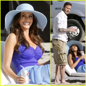 David Beckham: Diet Pepsi Commercial with Sofia Vergara!