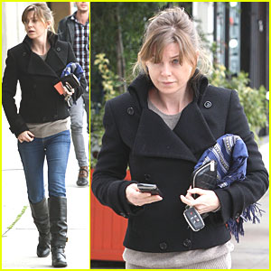 Ellen Pompeo: I Want to Sing More!