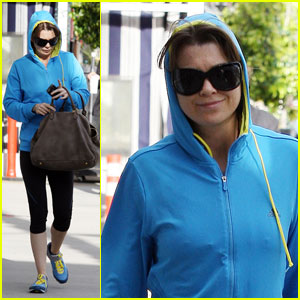 Ellen Pompeo Is Feeling Blue