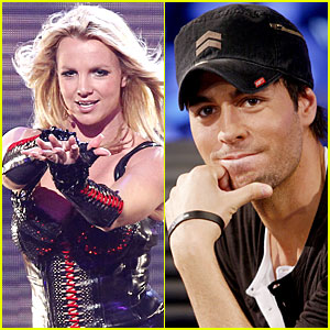 Enrique Iglesias & Britney Spears: Not Touring Together!