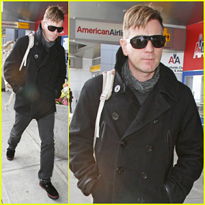 Ewan McGregor: New Haircut!