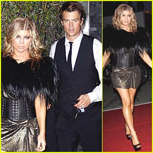 Fergie & Josh Duhamel: Park Plaza Wedding Guests