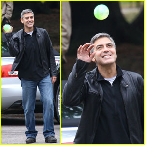 George Clooney: Let's Play Ball!