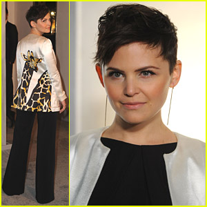 Ginnifer Goodwin: Tom Ford Flagship Opening